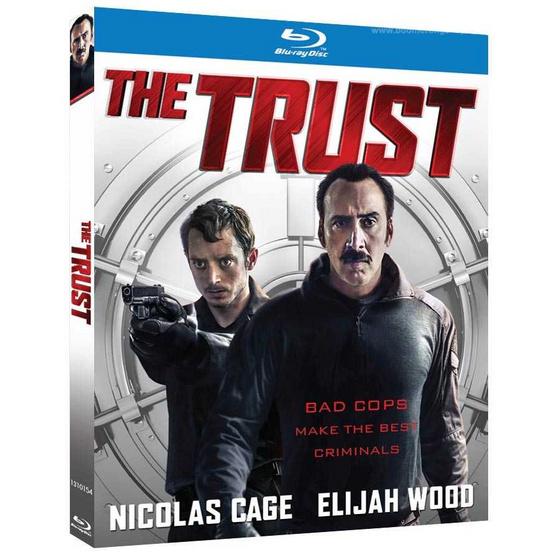 DVD Trust,The(Blu ray)
