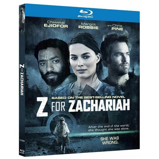 DVD Z for Zachariah/โลกเหงาเราสามคน(Blu-ray)