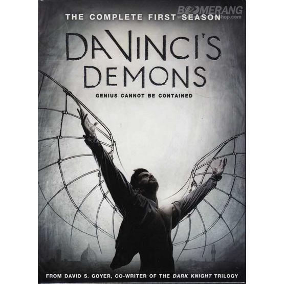 DVD Da Vinci Demons The Complete First Season (DVD Box Set 3 Disc)