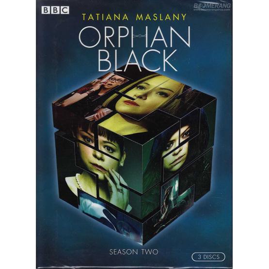 DVD Orphan Black: Season Two (DVD Box Set 3 Disc)