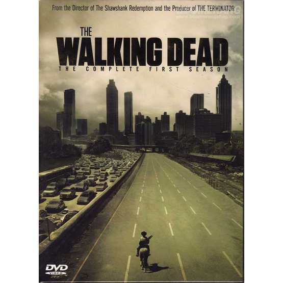DVD Walking Dead, The: The Complete First Season (DVD Box Set 2 Disc)