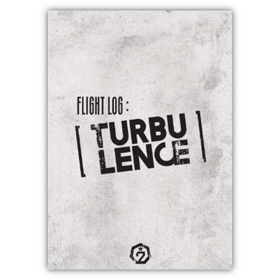 CD+DVD GOT7 FLIGHT LOG : TURBULENCE THAILAND EDITION