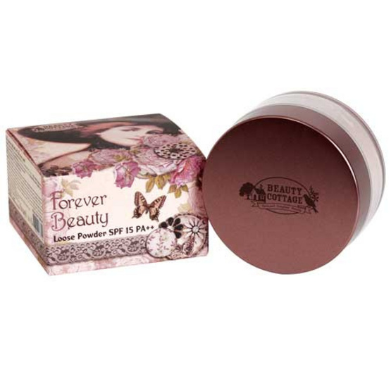 Beauty Cottage Forever Beauty Loose Powder SPF 15 PA++