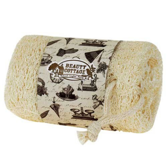 Beauty Cottage Natural Luffa Sponge