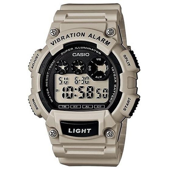 CASIO นาฬิกาข้อมือ รุ่น W-735H-8A2VDF