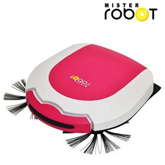 หุ่นยนต์ดูดฝุ่น Mister Robot รุ่น THE WORLD