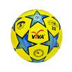 VIVA ฟุตบอลหนังอัดพิเศษแข่งขัน PU รุ่น CHAMPION เบอร์ 5 สีฟ้า-เหลือง