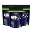 OMG Ginkgo Plus L-Tyrosine (กิงโกะ พลัส แอล-ไทโรซีน) แพ็ค 3 รวมบรรจุ 90 แคปซูล