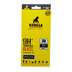 Gorilla Screen Protection Full Cover iPhone 6 / 6S 3D Real Curve Black