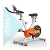 FIT2FIRM จักรยานนั่งปั่นออกกำลังกาย Spin Bike รุ่น JTS611-2 สีขาว 13KG
