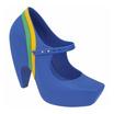Melissa รองเท้า รุ่น GINGA 52344 น้ำเงิน