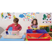 EDX Education Desk Top Water Tray-Clear