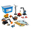 LEGO Education Tech Machines Set with Storage