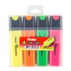 Pentel ชุดปากกาเน้นข้อความ illumina SL60-4 (แพ็ค 4 สี 4 ด้าม)