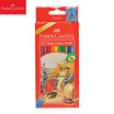 Faber-Castell ดินสอสีไม้อัศวิน 12 สี กล่องกระดาษ