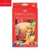 Faber-Castell ดินสอสีไม้อัศวิน 36 สี กล่องกระดาษ