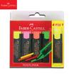 Faber-Castell ปากกาเน้นข้อความ คละสี (แพ็ค 4 แถม 1)