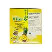 ไวต้า-ซี วิตามินซีเม็ดอมสำหรับเด็ก ขนาด 25 มก. 30 เม็ด/ซอง จำนวน 12 ซอง กลิ่นสับปะรด