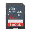 SanDisk Ultra SD Card 32GB Speed 48 MBs