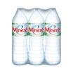 Bonus pack มิเนเร่ น้ำแร่ 1.5ลิตร แพ็ก6ขวด จำนวน2แพ็ก
