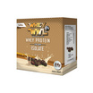 WWL เวย์โปรตีน ขนาด 1 ปอนด์ รสกาแฟ แถมฟรี แก้วเชคเกอร์สีส้ม