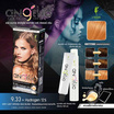 ANGELIC HAIR COLOR CREAM VERY LIGHT GOLD BLONDE