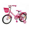"LA Bicycle จักรยานเด็ก รุ่น เฮลโล คิดตี้   16"" Pink Ribbon"