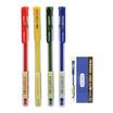 Aihao ปากกาเจลแฟนซี 0.5 mm ด้ามคละสี (12แท่ง/กล่อง)