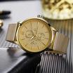 นาฬิกา Naviforce รุ่น NF3003M สีทอง