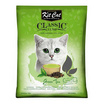 Kit Cat ทรายแมว สูตร Green Tea ขนาด 10 ลิตร