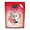 Kit Cat ทรายแมวคริสตัล สูตร Strawberry 5 ลิตร