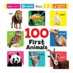 100 First Animals (Board Book)