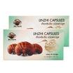 AU Farm Linzhi capsules เห็ดหลินจือ บรรจุ 30 แคปซูล/กล่อง แพ็ค 2 กล่อง