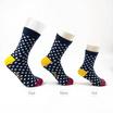 PALLY ถุงเท้า Family Socks Set Weight 120 grams Polka Dot