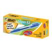 BIC ปากกาลูกลื่น ซุปเปอร์อีซี่ สติ๊ก 0.7 หมึกน้ำเงิน (12 ด้าม/กล่อง)