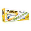 BIC ปากกาลูกลื่น เอ็กซ์ตร้าอีซี่ คลิ๊ก 0.5 หมึกสีตามด้าม (12 ด้าม/กล่อง)