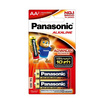 Panasonic ถ่านอัลคาไลน์ รุ่น LR6T/2B AA (2 ก้อน)