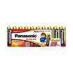 Panasonic ถ่านอัลคาไลน์ AA (20 ก้อน) รุ่น LR6T/20SL