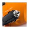 Life Plus เครื่องดูดฝุ่นในรถยนต์ รุ่นพกพา สีส้ม