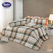 Satin ผ้านวม + ผ้าปูที่นอน ลาย D69