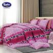 Satin ผ้านวม + ผ้าปูที่นอน ลาย D90