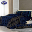 Satin ผ้านวม + ผ้าปูที่นอน ลาย D91