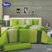 Satin ผ้านวม + ผ้าปูที่นอน ลาย D98