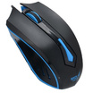 MD-TECH Combo Set Keyboard & Mouse USB K16+61 - Black/BLUE