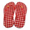 BlackOut รองเท้า รุ่น Flipper สีแดง
