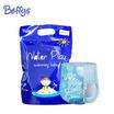 Beffys ผ้าอ้อมสำเร็จรูปแบบกางเกง ลงสระว่ายน้ำสีฟ้า ไซส์ L 3 ชิ้น