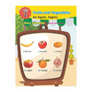 Fun English for Preschool 3 แบบฝึกอ่านภาษาอังกฤษสำหรับเด็กก่อนวัยเรียน-วัยอนุบาล 3 + Workbook