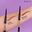 Cosluxe ดินสอเขียนคิ้ว Slimbrow Pencil สี Deep brown
