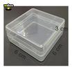 UDEE กล่องพลาสติกเล็กอเนกประสงค์ P8 (2 แพ็ค 16 ชิ้น)