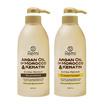 Remi Argan Oil Shampoo 400 ml and Conditioner 400 ml